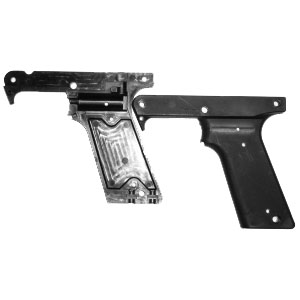 BT4 (02) Left Lower Receiver
