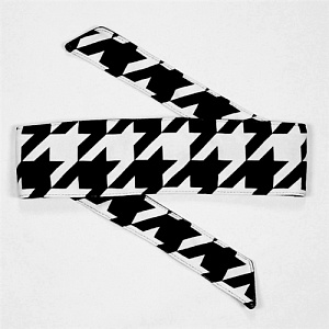 HK Army Hounds Tooth Headband