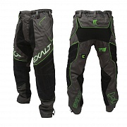 Брюки Exalt 2014 Thrasher V3 Paintball Pants - Grey/Lime