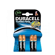 Батарейки Duracell Turbo Max АА/LR6 (4 шт)