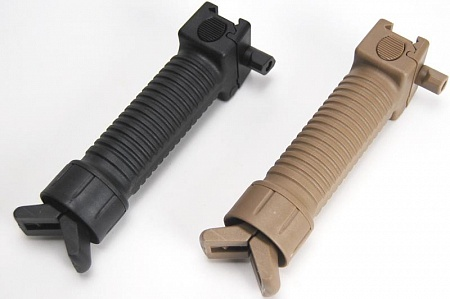 G&G Bipod Grip For SCAR Black