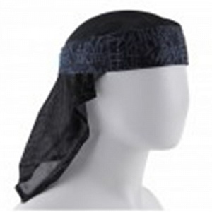HK Army Disaster black Headwrap