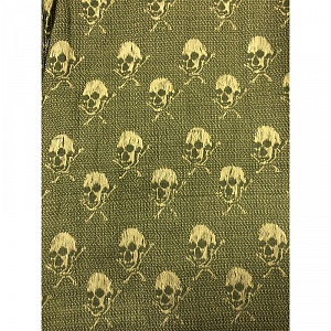 Арафатка Shemag (Green & Tan Skulls)