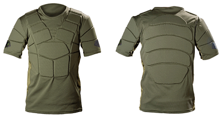 Защита тела Protection Padding Shirt