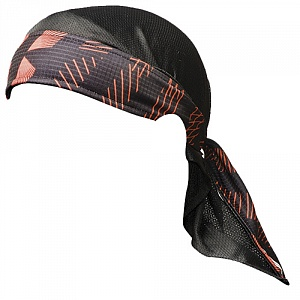 Valken Redemptoin Headwrap, Orange Slash