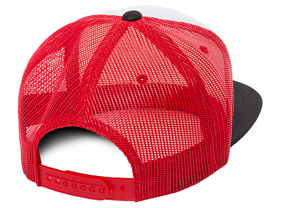 Кепка бейсболка FlexFit 6005FW No Foam Trucker with White Front