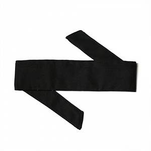 HK Army Black Headband