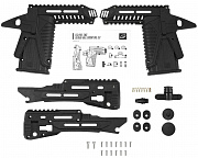 Набор тактический Planet Eclipse Ego LV1/Etek 5 Gemini EMC Kit - Black