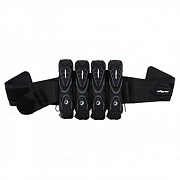 Dye Pack Assault 4+5 Pod blk/gry