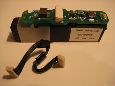 PARKER  Solenoid with Board NXT/SFT