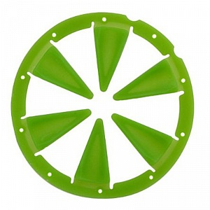 Exalt Rotor Feedgate, Lime