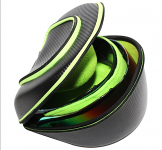 Чехол для линз Exalt Lens Case, Black/Lime
