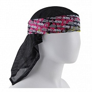 Повязка Splatter Neon Head wrap
