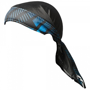 Valken Redemptoin Headwrap, Blue Slash