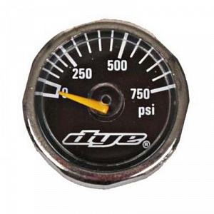 Dye Mini Gauge 750 psi