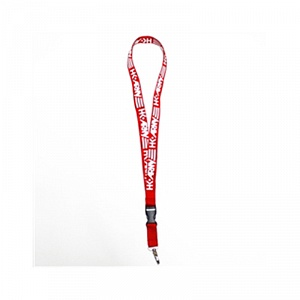 HK Army Lanyard Red