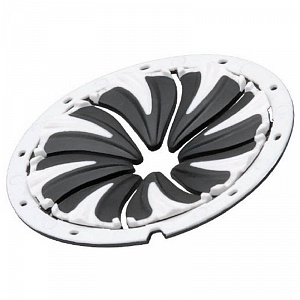 Dye Rotor Quick Feed White