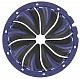 Dye Rotor Quick Feed Blue