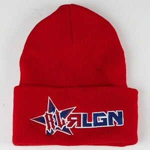 Шапка HK Army Russian Legion Beanie Red