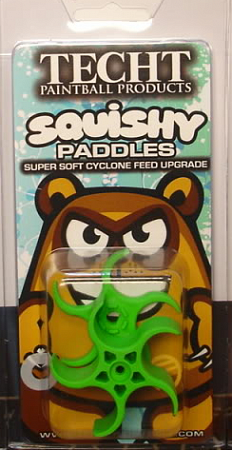 TECHT Squishy Paddles