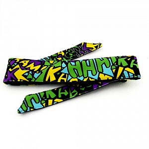 HK Army Comic Neon Headband