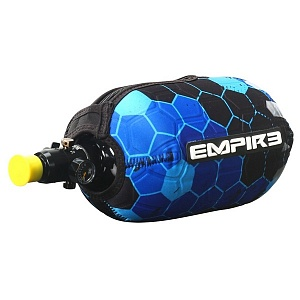 Empire Bottele Glove FT Blue Hex