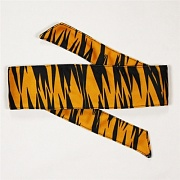 HK Army Jagged Orange Headband