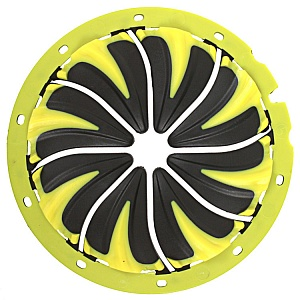 Dye Rotor Quick Feed yellow