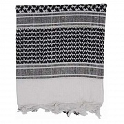 Арафатка Voodoo Scarves Black/White