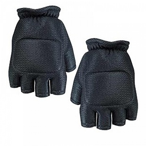 Перчатки Empire BT Glove Soft Back Fingerless Black
