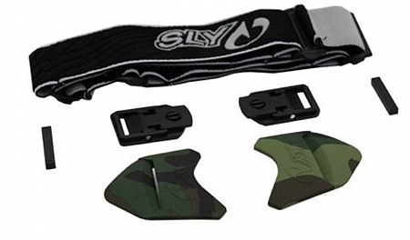 Sly Profit Strap Kit, woodland