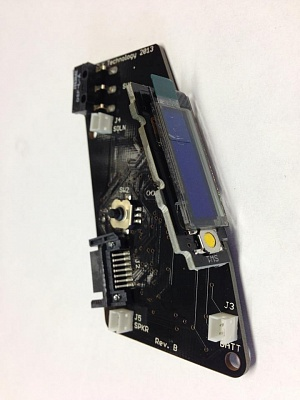 DLX Luxe OLED Display Screen Replacement (LUX319)