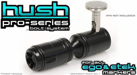 TechT Ego/Etek HusH Pro Series Bolt