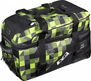 Сумка Eclipse Split Compact Bag Plaid Lime