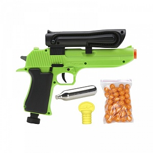 JT US-50 Semi Auto pistol 0.50 green/black