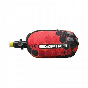 Empire Bottele Glove FT Red Hex