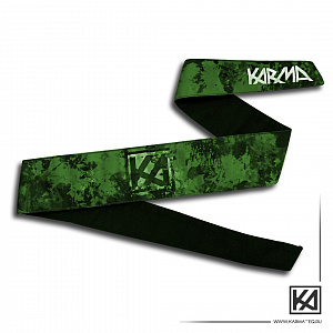 Повязка Karma Equipment Skull Wrap Jungle