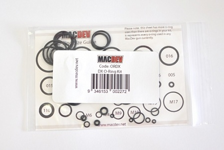 Mac Dev DX O-Ring Kit
