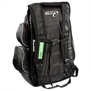 Sly Pro Merc S12 Backpack - Black