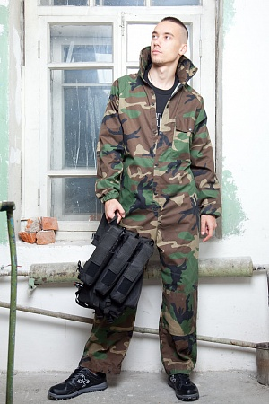 Комбинезон MP Overall (Joint) Woodland Camo