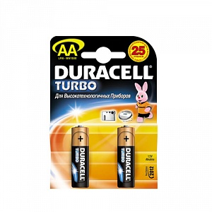 Батарейка Duracell Turbo Max АА (1 шт)