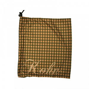 Kohn Sports Goggle Bag - Brown Plaid