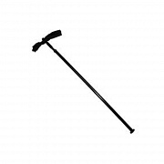 Шомпол жёсткий Straight Shot Combo Squeegee, 14 black