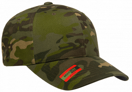 Кепка бейсболка Flexfit 6277 The One and Only Original Flexfit in Multicam