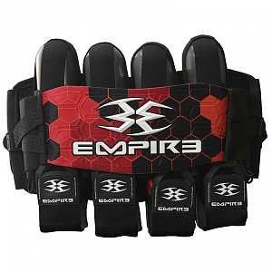 Харнес Empire Harness Compressor Pack FT Red HEX 4+7