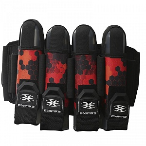 Харнес Empire Harness Action Pack FT Red HEX 4+7