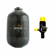 Баллон Armotech 1.1 L Air Energy 4500 psi