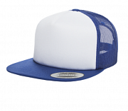 Кепка бейсболка FlexFit 6005FW Foam Trucker with White Front