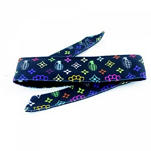 HK Army Grenade Black Headband