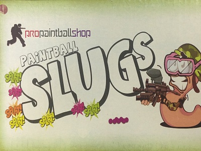 Шары для пейнтбола Paintball Slugs (0,50) 4000 шт